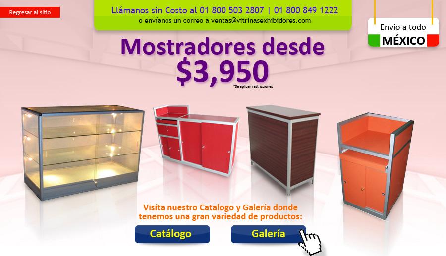 Mostradores para tiendas mostrador port til mostradores - Disenos de mostradores ...